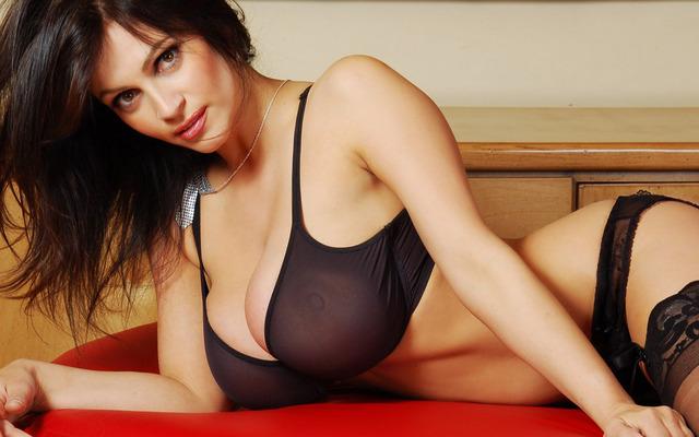 1513843573 Hot Girl Wallpaper Black Bikini PowerCum