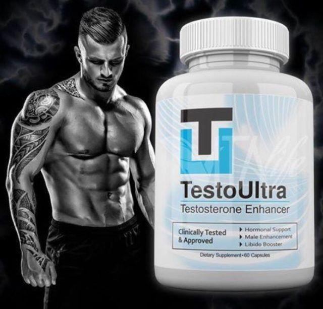 Advantages of Testo Ultra Pills: Testo Ultra