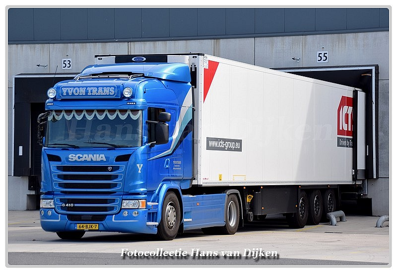 Yvon Trans 64-BJK-7(0)-BorderMaker -
