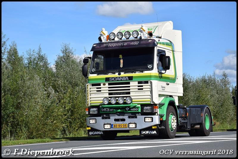 BD-RS-05 Scania 143M 420 Warners Grijpskerk2-Borde - OCV Verrassingsrit 2018