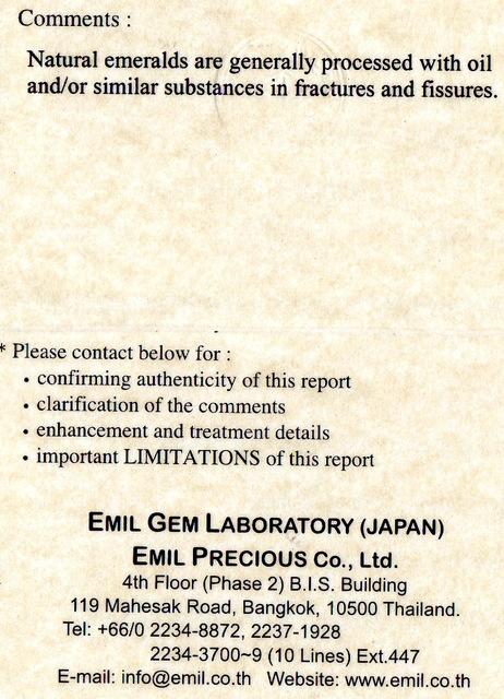 0.67-EME-B CERTIFICATES