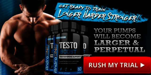 AndroDNA-111111111 AndroDNA : A NEW Testosterone Booster Formula |