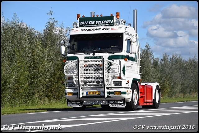 92-BJR-9 Scania 143M 500 van de Werken-BorderMaker OCV Verrassingsrit 2018