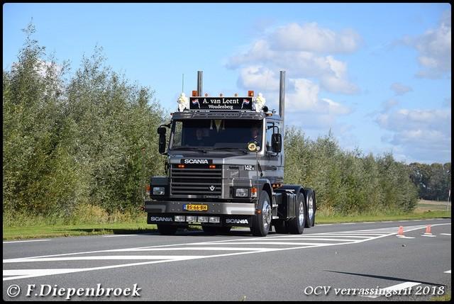 BS-66-BH Scania T142 A van Leent-BorderMaker OCV Verrassingsrit 2018