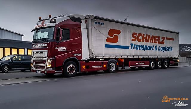 Schmelz Tramsporte powered by www.truck-pics TRUCKS & TRUCKING 2018 powered by www.truck-pics.eu