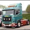 RBE 196 Scania 144 460-Bord... - Retro Truck tour / Show 2018