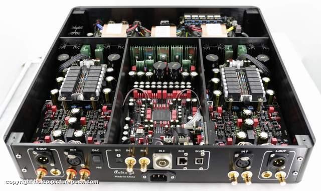 M1105 Audio-GD