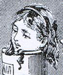 B1044 1 Max Ernst Das Karmelienmadchen Ein Traum A Max ERNEST Self-Portrait Abstract