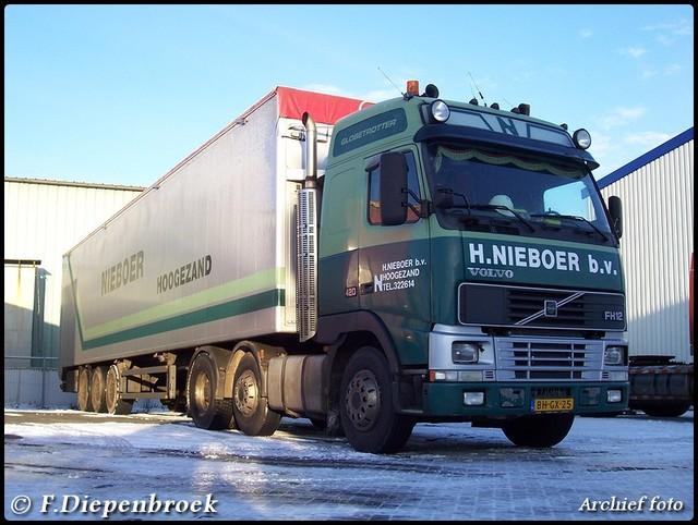 BH-GX-25 Volvo FH12 Nieboer-BorderMaker archief