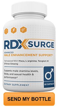How Does RDX Surge Work? RDX Surge