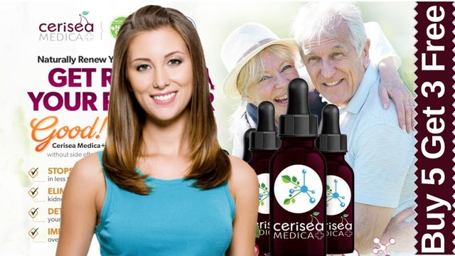 Cerisea Medica Plus Reviews: Pain Relief Pills, Pr Cerisea  Medica Plus