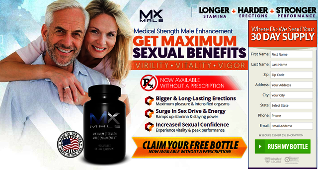 What are the Advantages of Using MX Male? MX Male