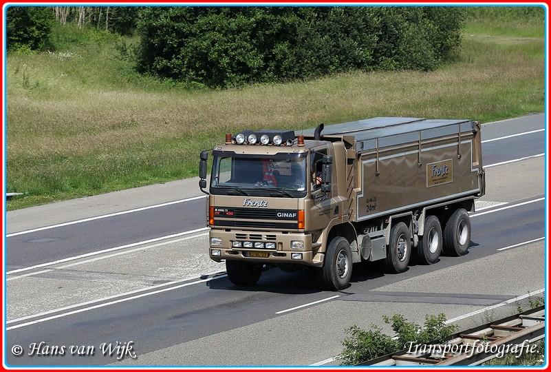 BJ-NL-23  B-BorderMaker - Kippers 4-assers