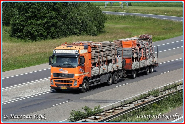 BR-XH-31-BorderMaker Zwaartransport Motorwagens