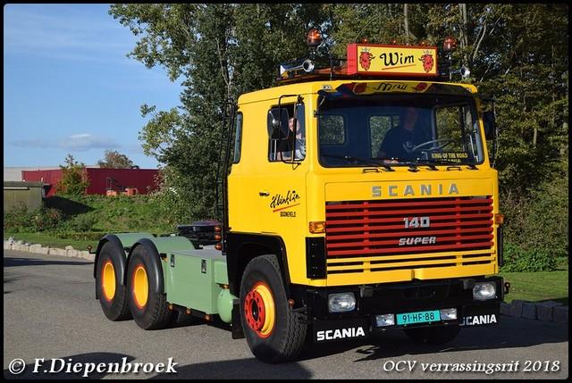 Scania 140-BorderMaker OCV Verrassingsrit 2018