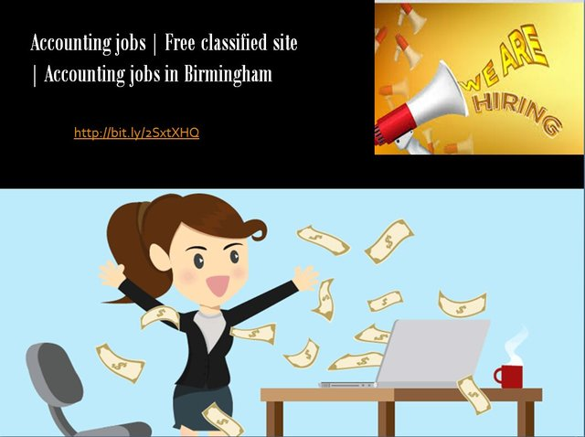 Accounting jobs | Free classified site | Accountin Picture Box