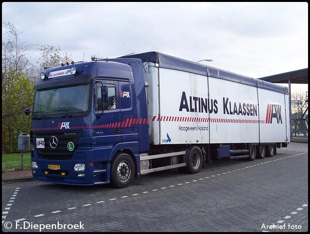BP-DV-79 Mercedes Actros 1844 Altinus Klaassen2-Bo archief