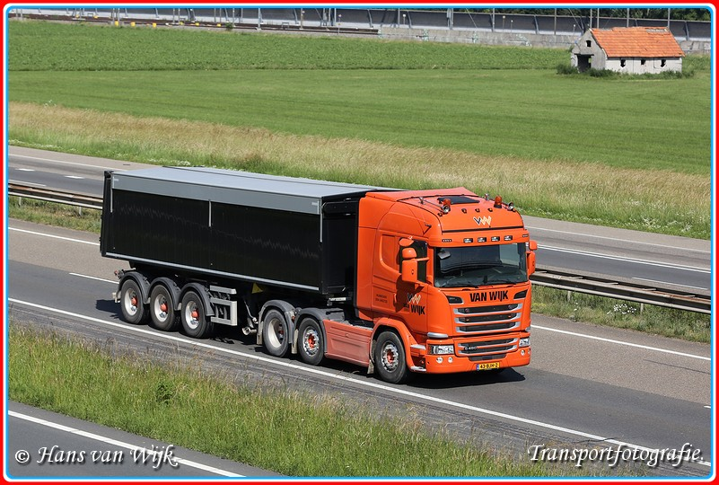 43-BJH-2  B-BorderMaker - Kippers Bouwtransport