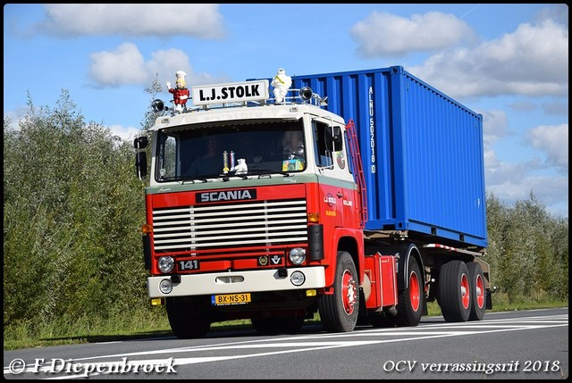 BX-NS-31 Scania 141 L J Stolk-BorderMaker OCV Verrassingsrit 2018