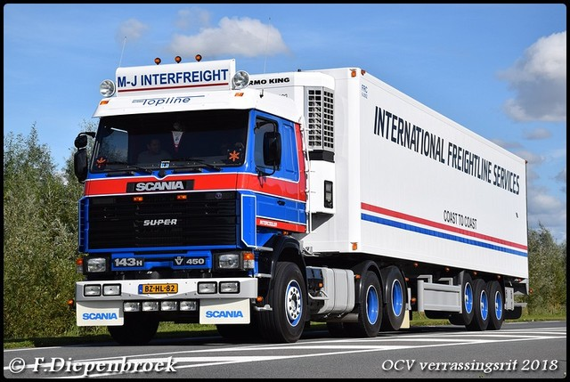 BZ-HL-82 Scania 143H 450 MJ Interfreight-BorderMak OCV Verrassingsrit 2018