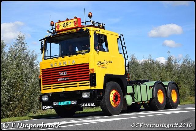 Scania 140 H Vink-BorderMaker OCV Verrassingsrit 2018