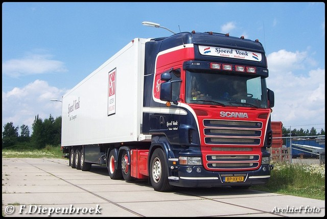 BP-XX-13 Scania R420 Sjoerd Vonk Gieten-BorderMake archief