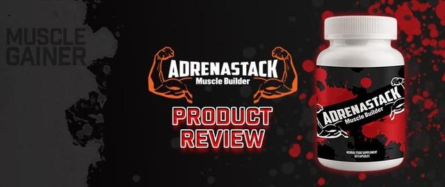 AdrenaStack Muscle3 AdrenaStack Muscle Builder Ingredients