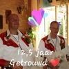 Koperen Bruiloft 12.5 jaar getrouwd 20-01-19