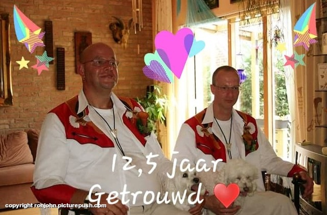 Koperen Bruiloft 20-01-19 (1) Koperen Bruiloft 12.5 jaar getrouwd 20-01-19