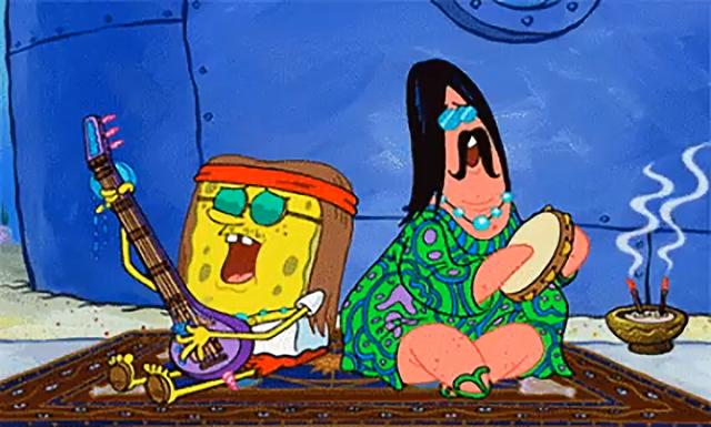 spongebob jam Picture Box