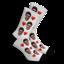 PERSONALISIERTE HERZ SOCKEN - Gesicht Socken