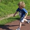 Jeugd 1 km loop Oostvoorne 19 april 09