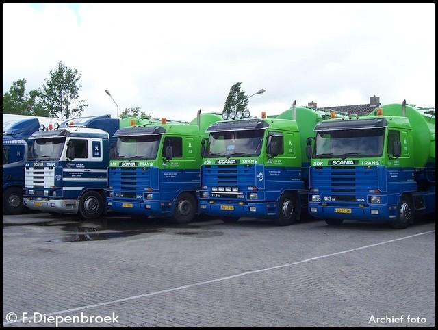 Groepsfoto Boktrans Sneek-BorderMaker archief