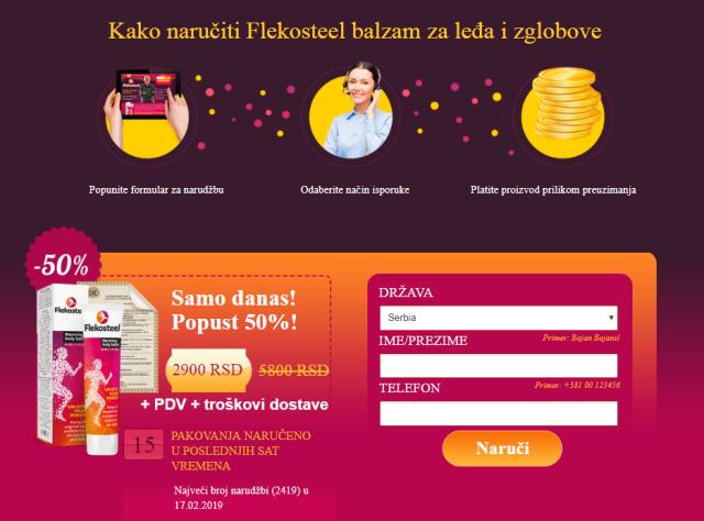 flekosteel-serbia Flekosteel Balzam