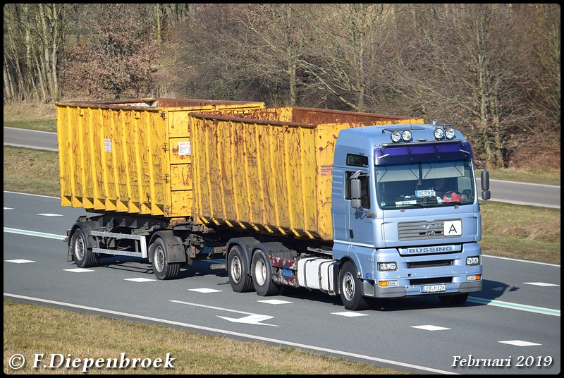 Ler M126 MAN Tga-BorderMaker Rijdende auto's 2019 Photo album by  Ferdinand206