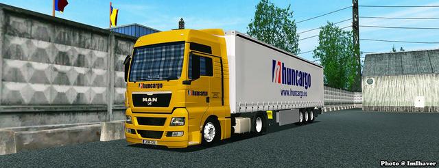 Névtelen-1 Huncargo Holding Zrt.