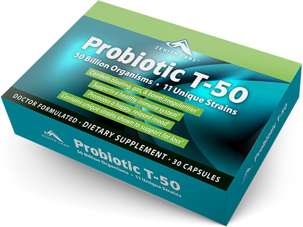 What Are The Potential Benefits of Probiotic T-50? Probiotic T 50