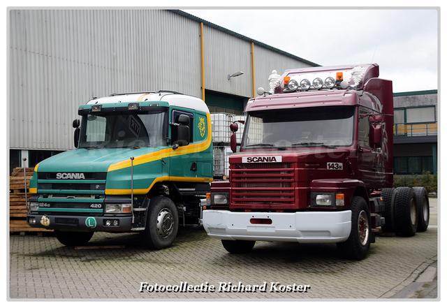 Scania T's Renswoude-BorderMaker Richard