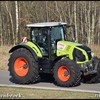Claas 830 Axion2-BorderMaker - Rijdende auto's 2019