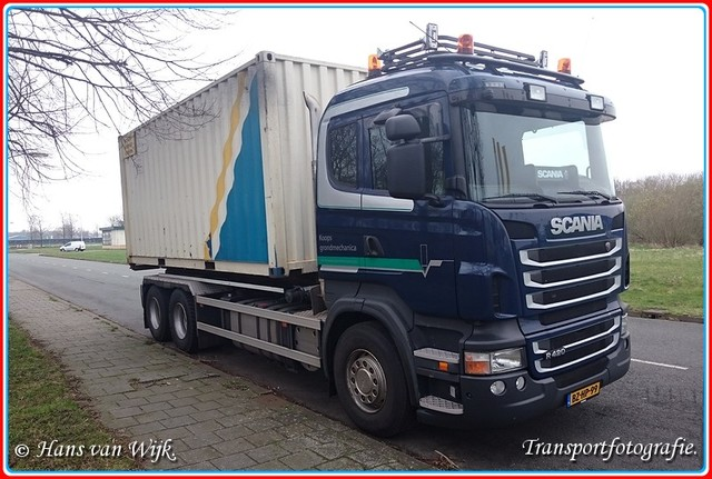 BZ-HP-99  B-BorderMaker Container Kippers