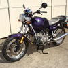 DSC01454 - 1992 BMW R100R, Purple