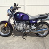 DSC01455 - 1992 BMW R100R, Purple