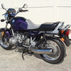 DSC01456 - 1992 BMW R100R, Purple
