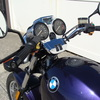 DSC01458 - 1992 BMW R100R, Purple