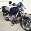 SOLD!!! 1992 BMW R100R, Purple. #0280286 VGC! Only 17,828 Miles!! Just completed BMW Factory Major Service (10K)++