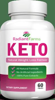 Radiant Farms Keto Picture Box