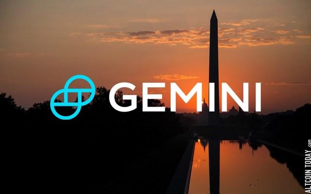 Gemini-Washington-state Delete Gemini Account