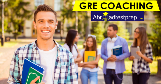GRE Coaching and Test Preparation – Abroad Test  Picture Box