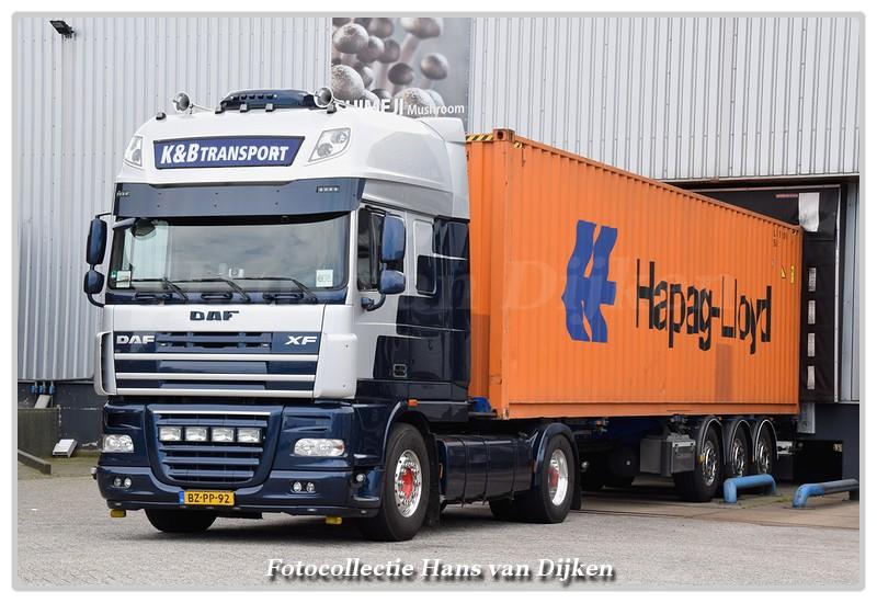 K&B Transport BZ-PP-92(1)-BorderMaker -