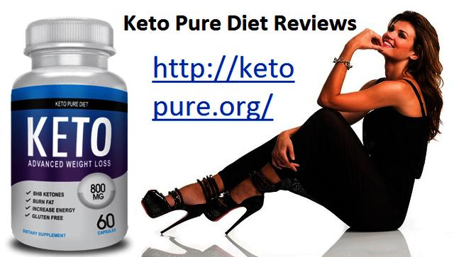 Keto Pure Diet Reviews Picture Box